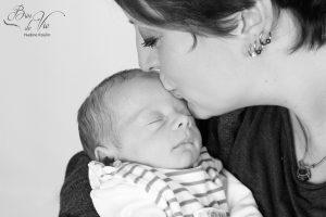 La séance nouveau-né de Thibaut